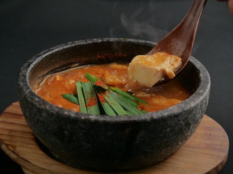 焼肉丼 スンドゥブ 石亭